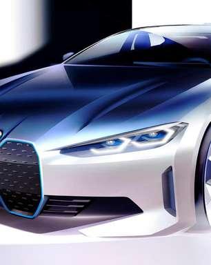 BMW prepara nova plataforma de elétricos para 2025