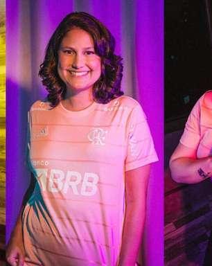 São Paulo, Flamengo e Internacional ganham camisas inspiradas no 'Outubro Rosa'