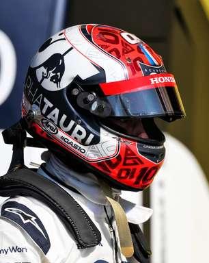 Gasly começa a vender imagens de sua carreira na F1 resgatáveis por prêmios