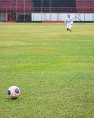 Joia da base, Estevão 'Messinho' faz seu primeiro gol em competições oficiais pelo Palmeiras