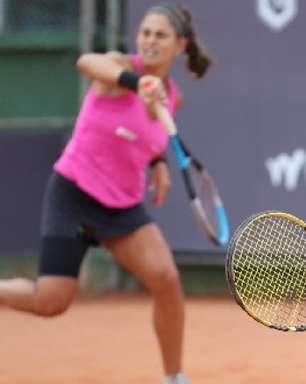 Laura Pigossi e Carol Meligeni vencem nas duplas em Rio do Sul (SC)