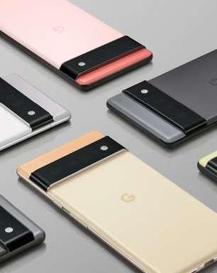 Google lança smartphone Pixel 6, com Android 12; veja detalhes