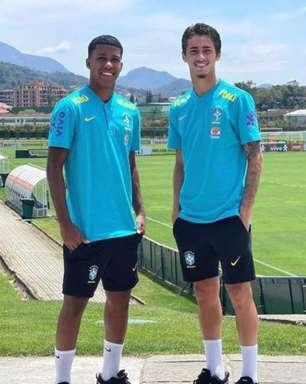 Meninos da Colina: Dois jogadores da base do Vasco são convocados pela Seleção Brasileira Sub-18