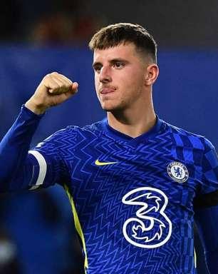 Chelsea negocia renovação contratual de Mason Mount com um dos maiores salários do clube
