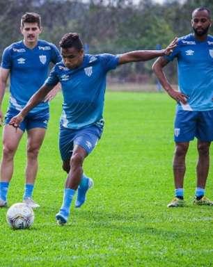 Sem maiores problemas, Avaí deve manter base da equipe para encarar o Cruzeiro