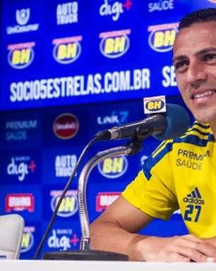 Rômulo diz que elenco do Cruzeiro não descarta nova greve