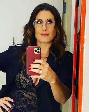 Paola Carosella anuncia fim do casamento com Jason Lowe
