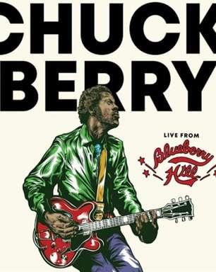 Álbum póstumo ao vivo de Chuck Berry será lançado em dezembro