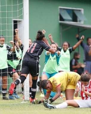 Dani Barão marca duas vezes, e Vasco vence o Bangu pelo Campeonato Carioca Feminino