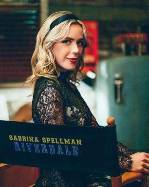 """Trailer mostra chegada de Sabrina em """"Riverdale"""""""