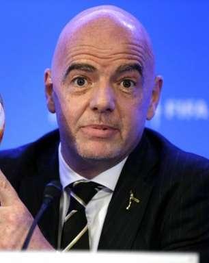 Após críticas, Fifa adia discussão sobre Copa a cada 2 anos