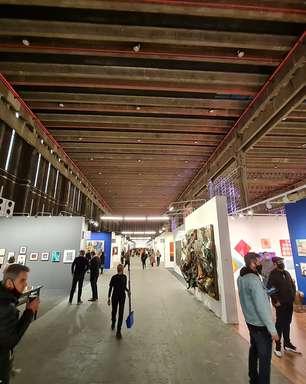 SP-Arte marca retomada de eventos no setor cultural