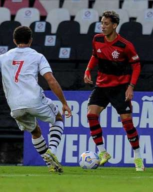 Vasco vence o Flamengo e larga na frente por uma vaga na semifinal do Brasileirão Sub-20