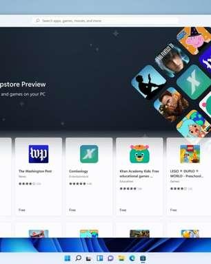 Windows 11 começa a receber apps de Android em parceria com a Amazon