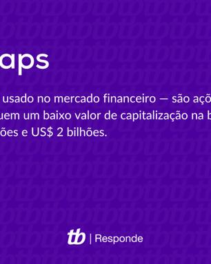 O que são small caps?