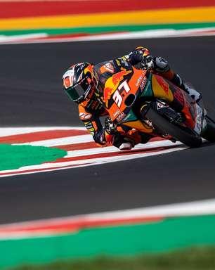 Acosta chega a Misano com 1º match-point da Moto3. Confira matemática do título