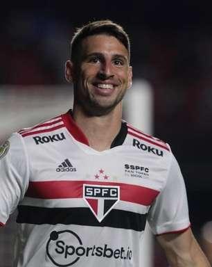 Carrasco de rivais e gols no Morumbi: Calleri corresponde às expectativas no São Paulo