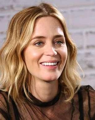 Emily Blunt está em negociação para novo filme de Christopher Nolan