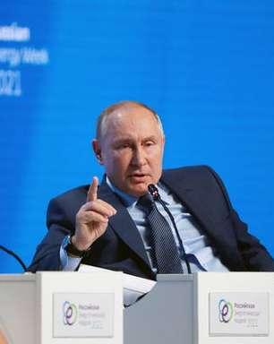 Putin não irá a Glasgow para COP26
