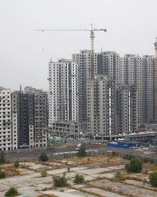 Preços de casas novas na China ficam estáveis pela primeira vez desde auge da Covid-19 no país