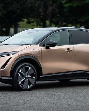 Novo Nissan Leaf chega em 2025 e será um SUV elétrico