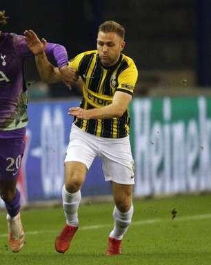 Fora de casa, Tottenham perde para o Vitesse na Conference League