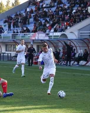 Alemão, do Ararat-Armenia, entra na seleção da semana do Campeonato Armênio: 'Início incrível'