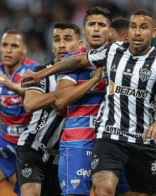 Veja os gols da goleada do Galo em cima do Fortaleza no Mineirão