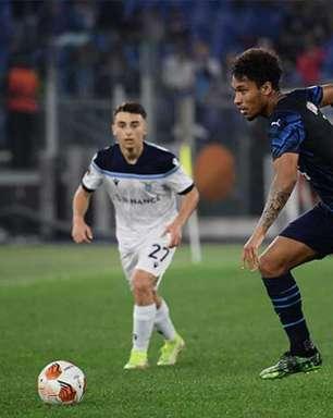 Lazio e Olympique Marseille empatam sem gols na Liga Europa
