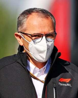 """Domenicali: """"O nível dos pilotos não será um problema para a F1 no futuro"""""""