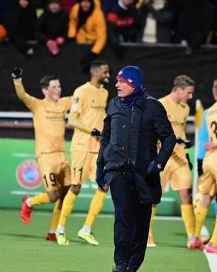 Virou passeio! Bodo/Glimt goleia a Roma por 6 a 1 na Conference League