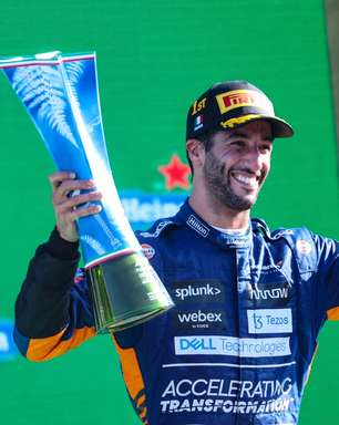 """Ricciardo: """"Ainda acredito que posso conquistar um título na F1"""""""