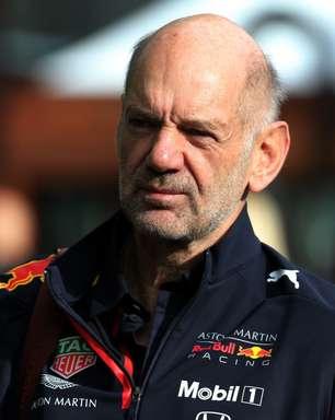 Newey obteve ajuda de Ecclestone em seu sério acidente de bicicleta