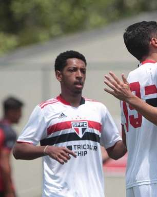 São Paulo se recupera e vence o Flamengo-SP pelo Paulista sub-20