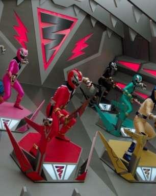 2a temporada de Power Rangers Dino Fury ganha nova casa