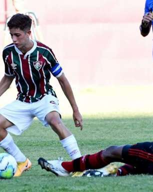 Pedro Rocha projeta decisão do Fluminense na Copa Rio sub-20: 'Mais tranquilidade no jogo de volta'