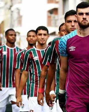 Sem calendário no sub-20, Thiago Gonçalves treina com o Fluminense sub-23 até o final da temporada