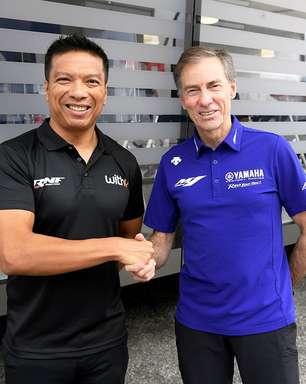 Yamaha renova contrato e mantém rebatizada RNF como equipe satélite em 2022