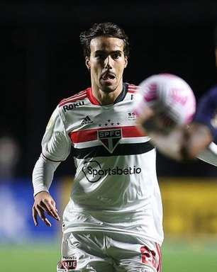 Igor Gomes tem maior sequência como titular do São Paulo em 2021; veja números dele na temporada
