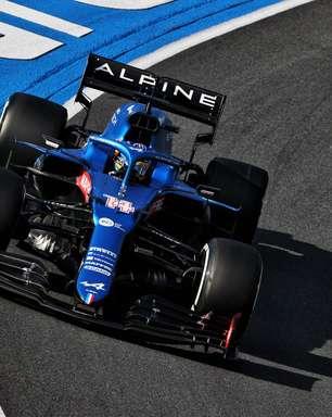 Alonso gosta da utilização do DRS na F1