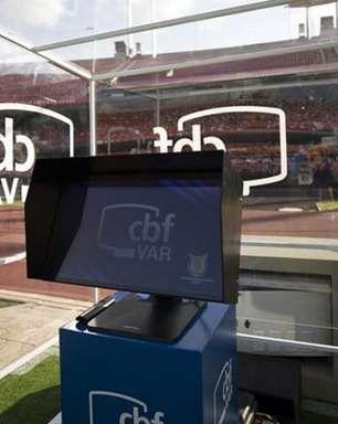 CBF irá liberar áudios do VAR em partidas da Série A