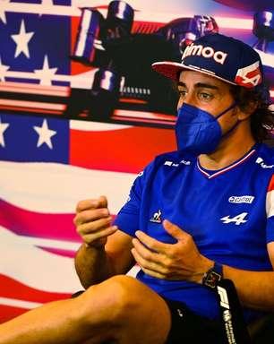 """Alonso vê eventual chegada de Herta como """"bom encaixe"""" para Fórmula 1"""
