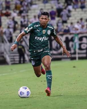 Rony é o jogador com mais impedimentos no Brasileirão