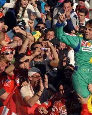 Na Garagem: Massa brilha, domina e quebra jejum brasileiro de 13 anos em Interlagos