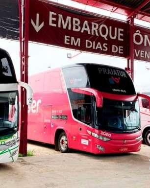 Buser bate recorde de passageiros em meio a entraves com fiscalização