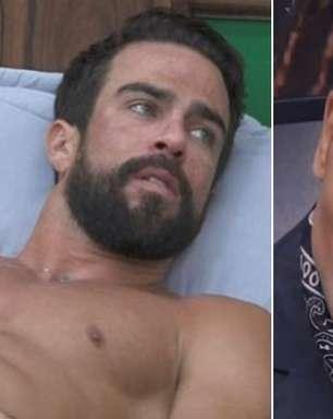 A Fazenda 2021: Erasmo reage após descoberta sobre cirurgia íntima de Tiago