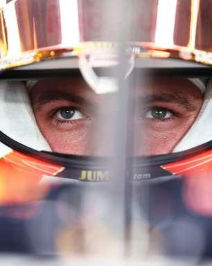 """Verstappen se esquiva sobre polêmica com Hamilton nos EUA: """"Não sei o que aconteceu"""""""