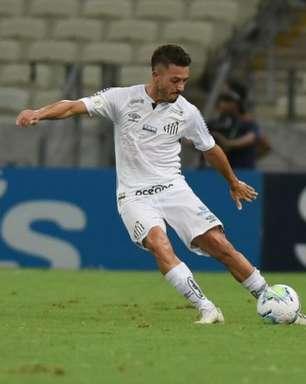 Santos encaminha venda de Jean Mota para o Inter Miami