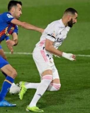 Veja grandes gols do Real Madrid em clássicos contra o Barcelona