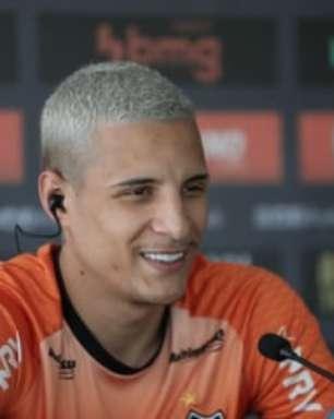 Arana mantém a calma ao projetar reta final do Brasileiro e pede que Atlético-MG siga no mesmo ritmo